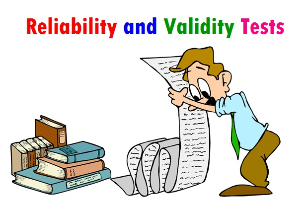 Reliability and Validity Tests in Survey Methodology