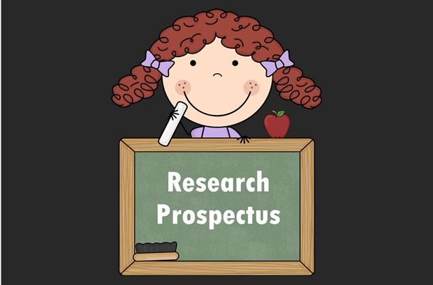 The Prospectus of a Master's Research Project